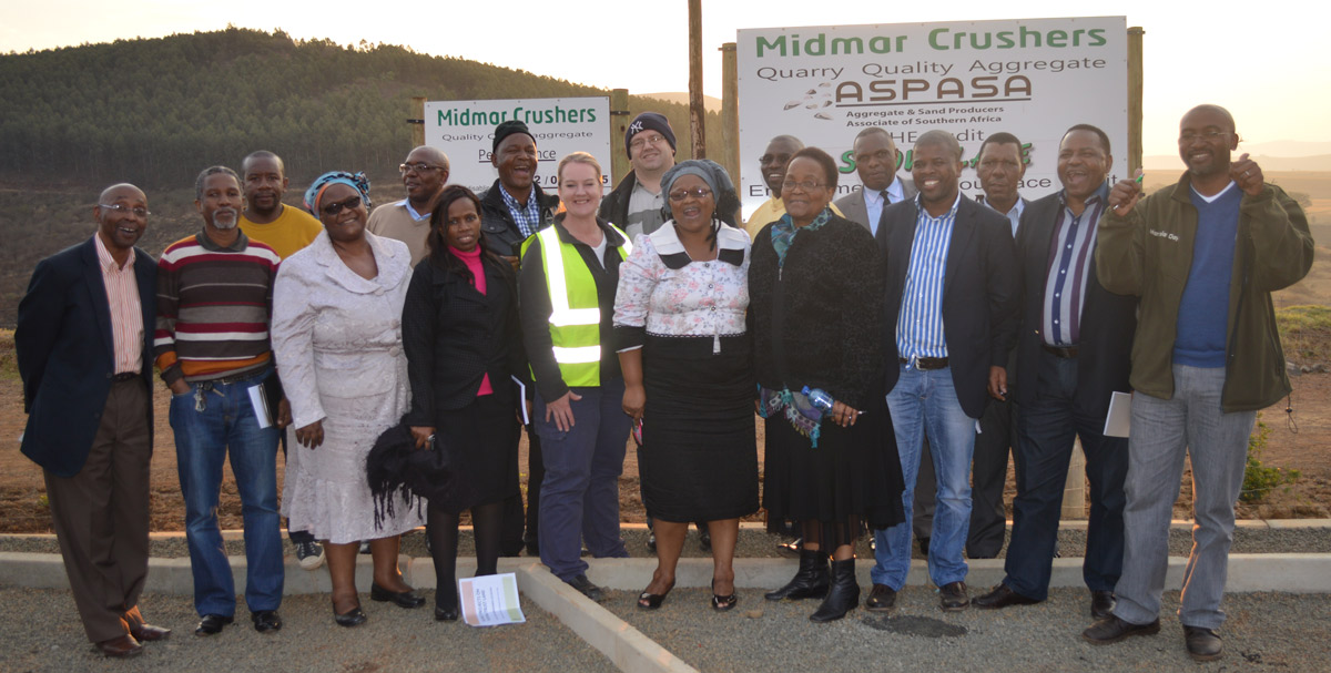 Members of Parliament visit Ingonyama Trust Board